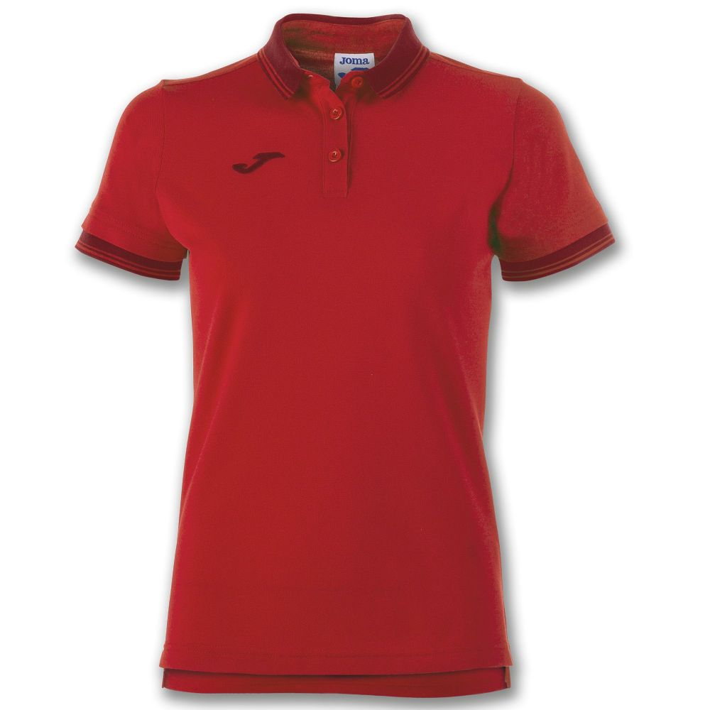 BALI ll POLO SHIRT WOMAN RED